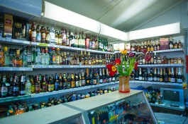 В Калининградской области снизилась средняя цена на водку