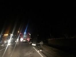 На трассе Калининград — Багратионовск произошла серьёзная авария: есть пострадавшие