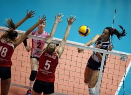 Калининградский «Локомотив» проиграл в матче за Суперкубок России по волейболу