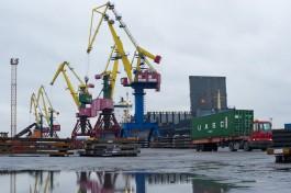 Власти: Для строительства глубоководного порта в Янтарном потребуется 180 млрд рублей