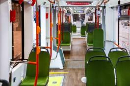 Мэрия: Новые трамваи выйдут на линию в Калининграде до конца года