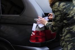 В Калининградской области сотрудник ГИБДД скрывал свой BMW X5 и не платил транспортный налог
