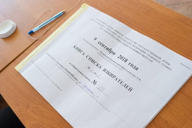 Облизбирком отменил результаты довыборов в Государственную думу поМамоновскому округу