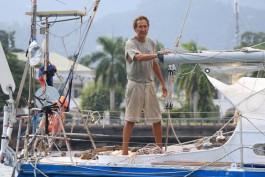 """«Настоящие пираты, """"Летучий голландец"""" и страх»: калининградец рассказал о своём одиночном плавании вокруг света"""