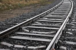 УМВД: Сбитый поездом в Знаменске школьник переходил с друзьями пути в неположенном месте