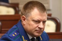 Прокурора Калининградской области Табельского хотят перевести в Краснодарский край