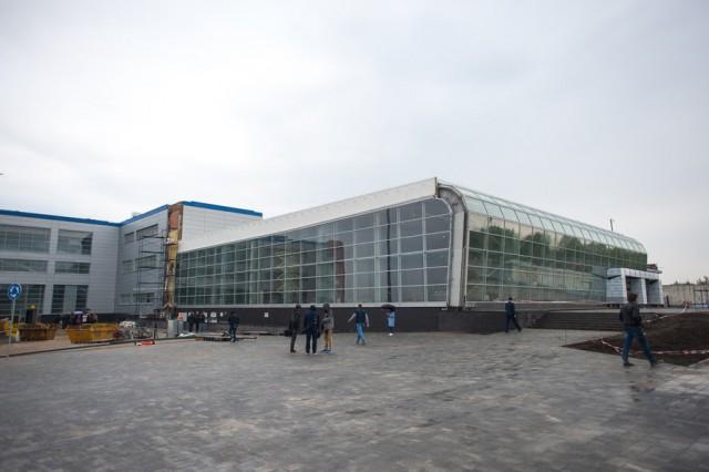 Ваэропорту «Храброво» заработал новый терминал