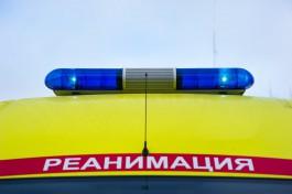 На трассе Калининград — Мамоново легковушка врезалась в микроавтобус: погиб 28-летний водитель