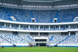 """«Матчи """"Балтики"""", """"Тропа здоровья"""" и беговые дорожки»: Медведев утвердил концепцию наследия ЧМ-2018"""