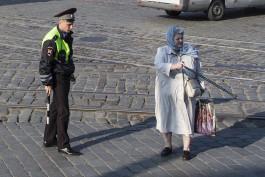 Жители области помогли полицейским задержать водителя, скрывшегося с места ДТП