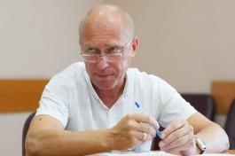 Начальник дорожного комитета уволился из мэрии Калининграда
