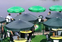 Власти Калининграда хотят ввести штрафы за нарушения в работе летних кафе