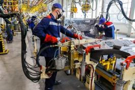 Калининградский завод «Автотор» планирует к 2023 году начать производство электромобилей