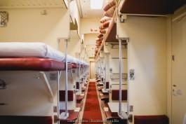В Карелии сняли с поезда пьяного калининградца за нарушение общественного порядка