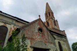 В посёлке Ясном отреставрируют кирху начала XVIII века