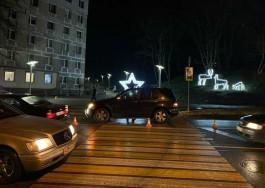 В Балтийске «Мерседес» сбил 11-летнего мальчика на пешеходном переходе