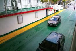 На достройку парома для линии Усть-Луга — Балтийск выделили более 2,5 млрд рублей