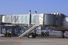Самолёт Москва — Дюссельдорф приземлился в Калининграде из-за буйного пассажира