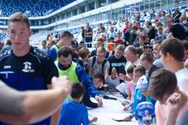 Noize MC выступит на стадионе «Калининград» перед матчем «Балтика» — «Луч»