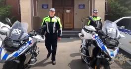 В калининградской полиции создали мотопатруль ГИБДД