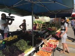Мэрия: Число нелегальных торговцев на улицах Калининграда растёт каждый год