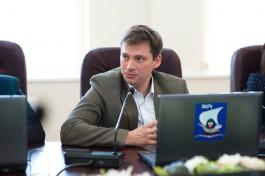 Сагайдак подал заявление об уходе с поста директора Молодёжного центра Калининграда