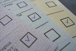 Власти региона передумали проводить референдум в день выборов губернатора