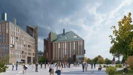 Проект застройки центра Калининграда прошёл в финал «архитектурного оскара»