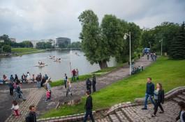 На благоустройство Нижнего озера в Калининграде власти готовы потратить 36 млн рублей