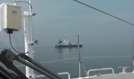 В Балтийском море задержали иностранный корабль, ловивший рыбу в водах РФ