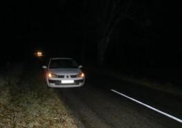 В Нестеровском районе водитель «Рено» задавила лежавшую на дороге женщину