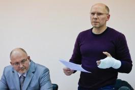 Московский суд продлил арест Игорю Рудникову