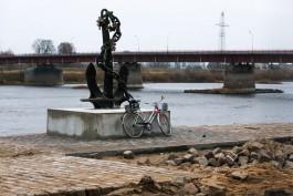 «Вышли из сроков»: как выглядит набережная в Советске, которую обещали закончить 21 ноября