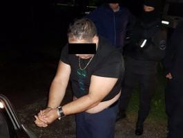 ФСБ и полиция задержали в Куликово предполагаемого лидера ОПГ