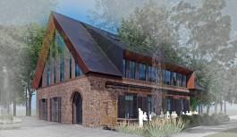 Недострой рядом с фуникулёром в Светлогорске хотят реконструировать в литовский ресторан