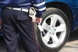 УМВД: Сбившего в Ладушкине коляску с младенцем водителя нашли по горячим следам