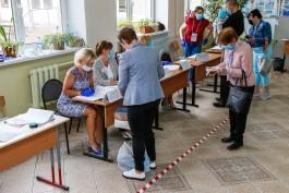 ГАС «Выборы»: Поправки в Конституцию поддержали 72,18% проголосовавших в Калининградской области