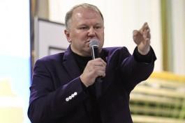 Цуканов: На площади Василевского чёрт ногу сломит