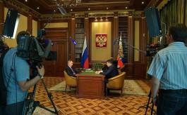 «Пришёл, увидел, поручил»: с чем оставил Калининградскую область Владимир Путин