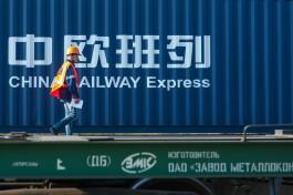 «Новый шёлковый путь»: через регион запустили контейнерные перевозки между Европой и Китаем