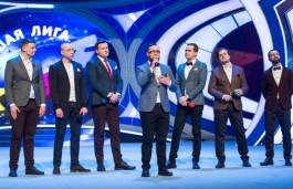 Сборная Калининградской области вышла в четвертьфинал Высшей лиги КВН