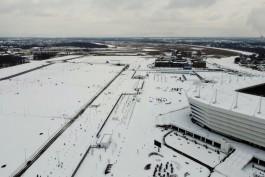 В Калининграде меняют назначение земель на острове Октябрьском