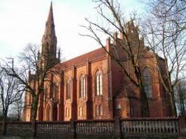 «Витые лестницы и витражи»: как планируют восстанавливать кирху Хайнрихсвальде в Славске