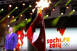 «Добежали!»: фоторепортаж с эстафеты олимпийского огня в Калининграде