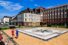 Гусев, Светлогорск и Неман получат почти 250 млн рублей на создание комфортной городской среды