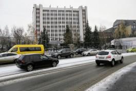 МЧС предупреждает о гололедице на дорогах Калининградской области
