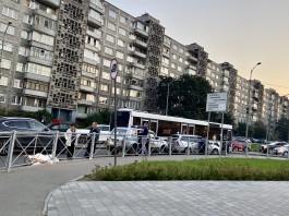 У Королевских ворот в Калининграде насмерть сбили пешехода