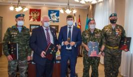 Кропоткин: «Голубые береты» по праву считаются элитой военных сил России