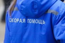 В ДТП на Московском проспекте в Калининграде пострадала девятилетняя девочка