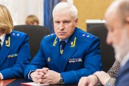 Прокурор области пообещал «приводить в порядок» чиновников правительства, которые не отвечают на запросы